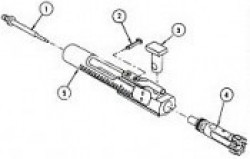 Bolt Carrier Parts - Product Image