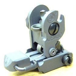 Arms # 40 Flip Up A2 Rear Sight - Product Image