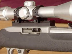 "Ruger 10/22 NEW HIGHER 3/8"" PROFILE - Product Image"