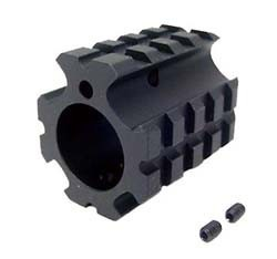 4 Rail Gas Block - Product Image