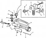 A2 Upper Receiver Parts # 1