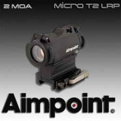 Aimpoint T-2 with LRP mount 39mm  Spacer - Product Image