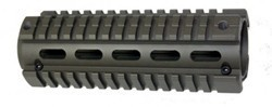 "7-1/4""  Carbine Replacement 4 Rail Handguard - Product Image"