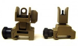 Clamp on Front & Rear Sight Set - Product Image