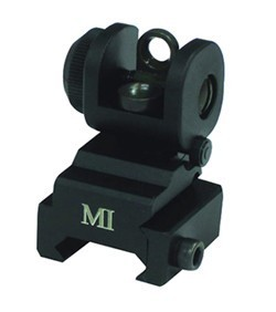 MI Flip Up A-2 Rear Sight - Product Image