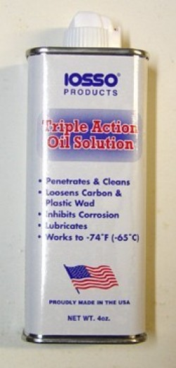Triple Action Oil Solution - Product Image
